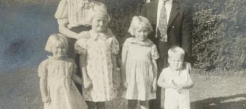 Penrose Family Portrait